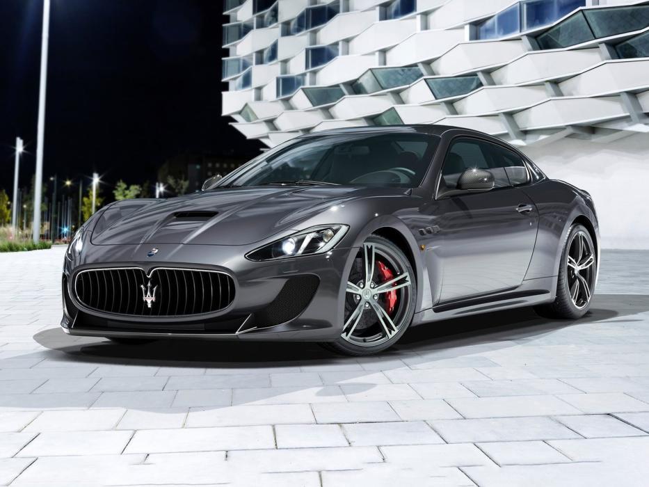 Maserati Granturismo Todas Las Versiones Del Mercado Precios Y