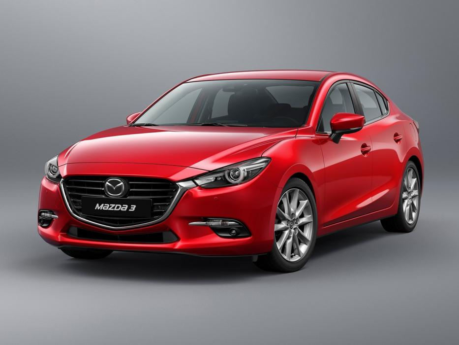 Mazda Mazda3 Sportsedán 2018