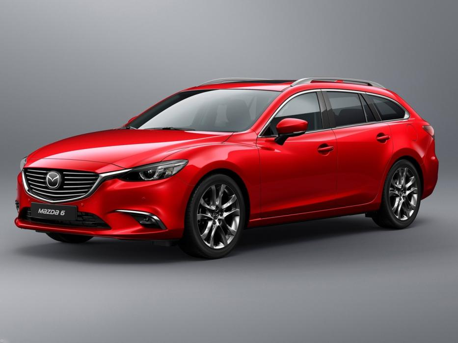Mazda Mazda6 Wagon  2012 2.2 DE 150CV Style Pack Safety AT - 0