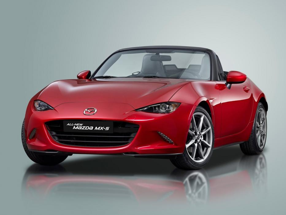 Mazda MX-5 Soft Top 2018 - 0