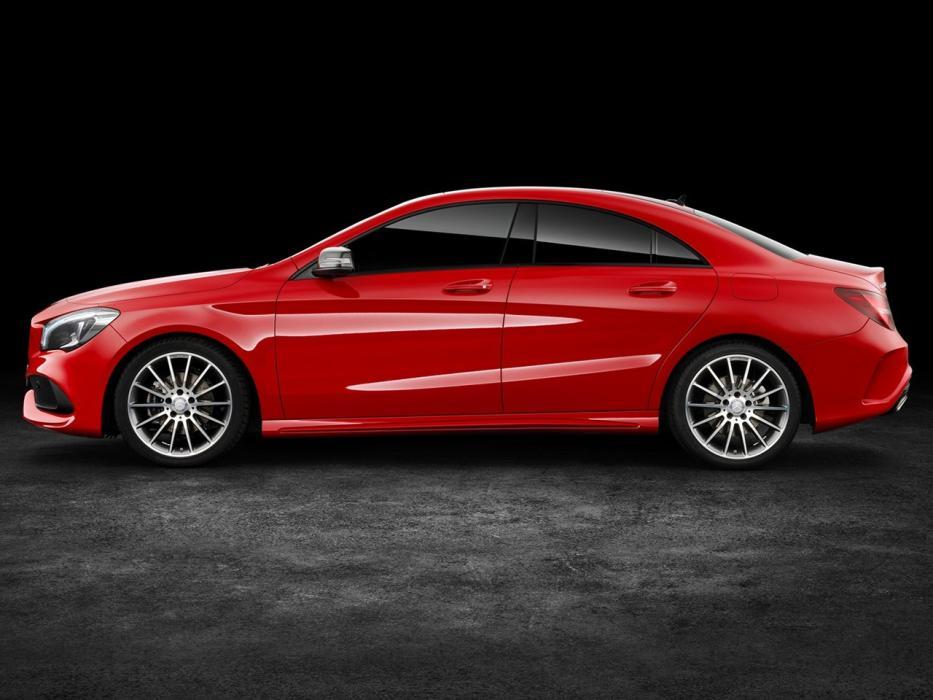 Mercedes clase cla 2017 datos y precios for Mercedes benz clase c 2017 precio
