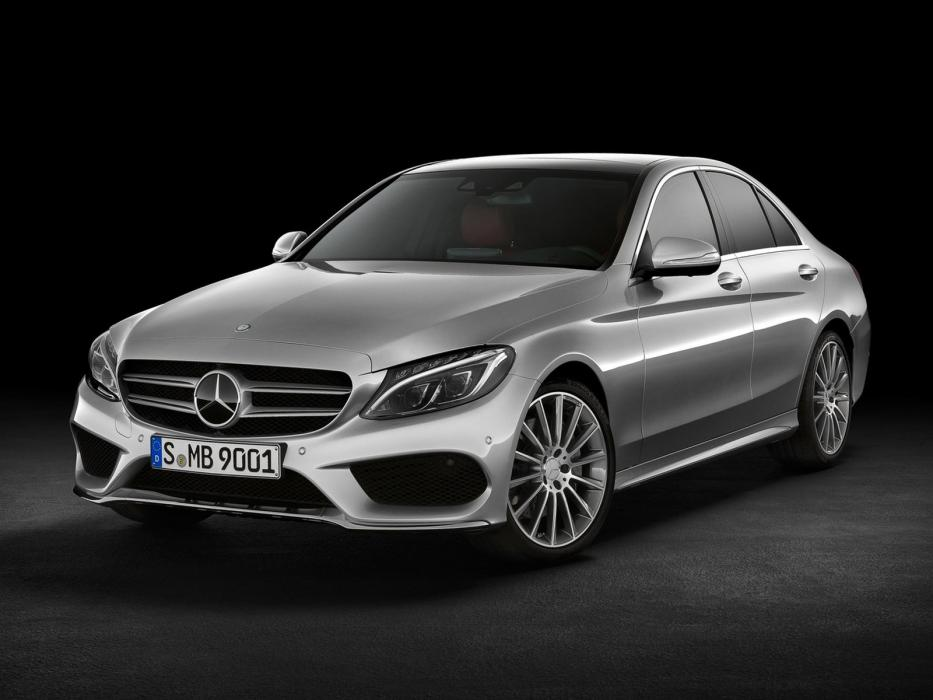 Mercedes Clase C Berlina 2014 220 BlueTec - 0