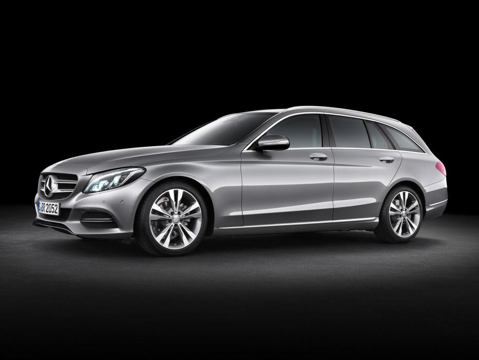 Mercedes Clase C Estate 2014 300h - 0