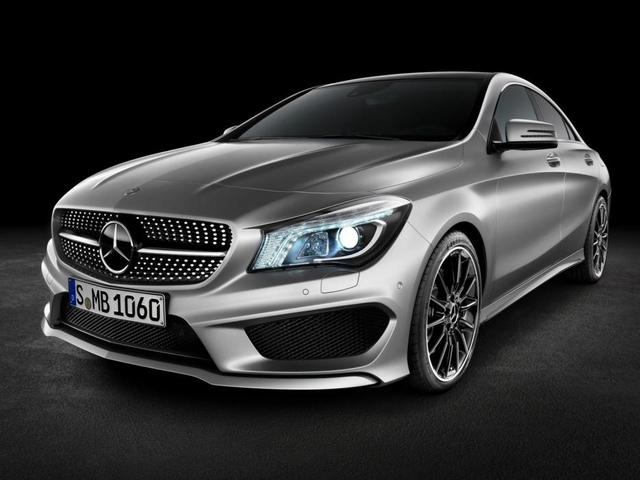 mercedes clase cla coupe 2013 datos y precios. Black Bedroom Furniture Sets. Home Design Ideas