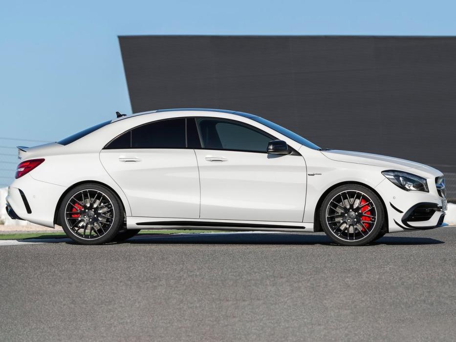Mercedes clase cla amg 2017 datos y precios for Mercedes benz clase c 2017 precio