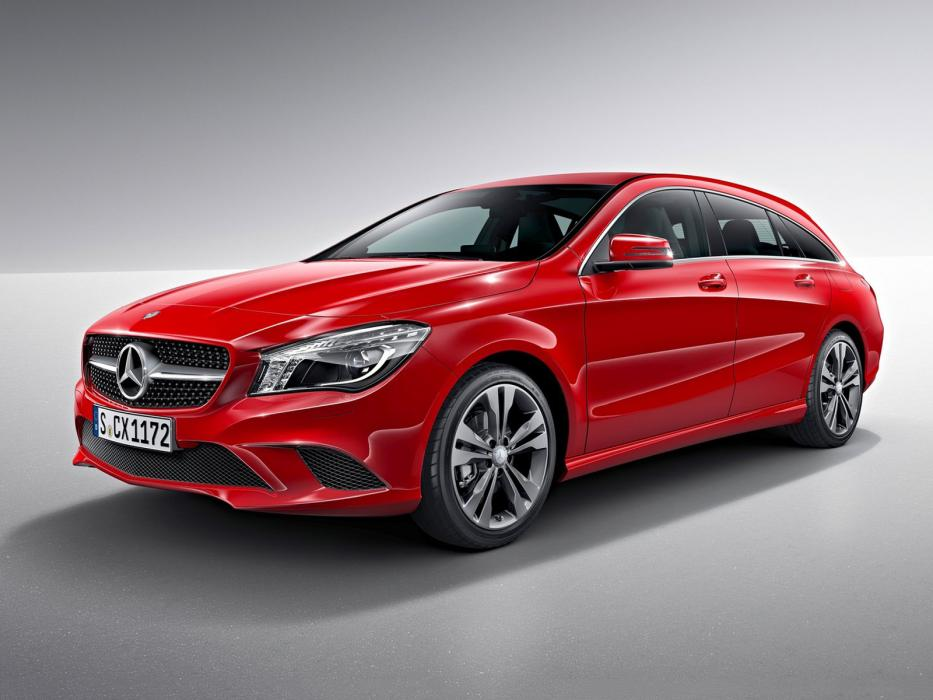 Mercedes Clase CLA Shooting Brake 2014 - 0