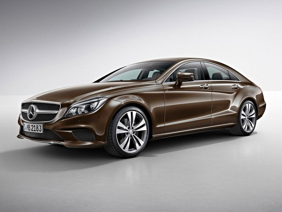 Mercedes Clase CLS Coupe  2011 350 BlueTec 4Matic - 0