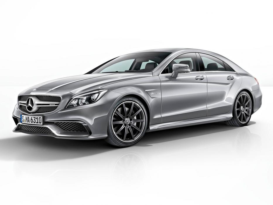 Mercedes Clase CLS Coupe AMG 2011 63 - 0