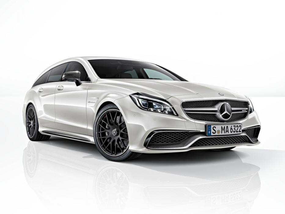 Mercedes Clase CLS Shooting Brake AMG 2012 63 - 0
