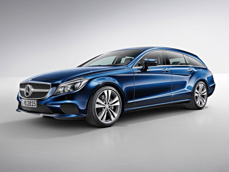 Mercedes Clase CLS Shooting Brake 2012 - 0