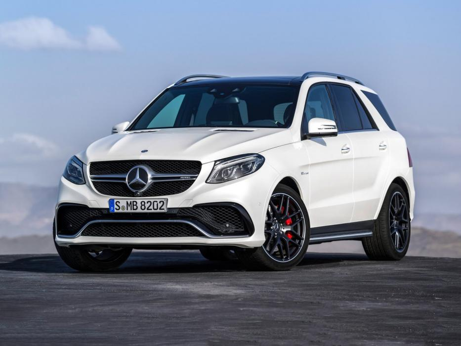 Mercedes Clase GLE AMG 2015 63 4Matic - 0