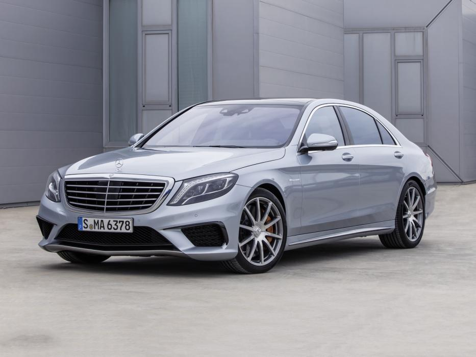 Mercedes Clase S Berlina AMG 2013 - 0
