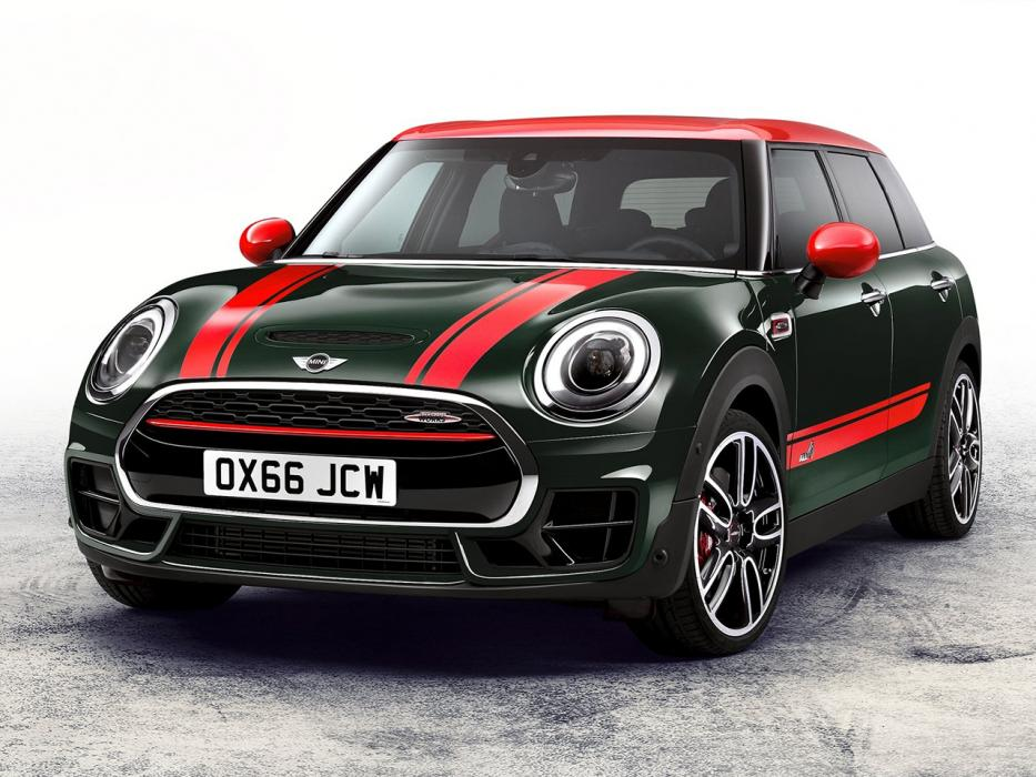 Mini John Cooper Works Clubman 2016 - 0