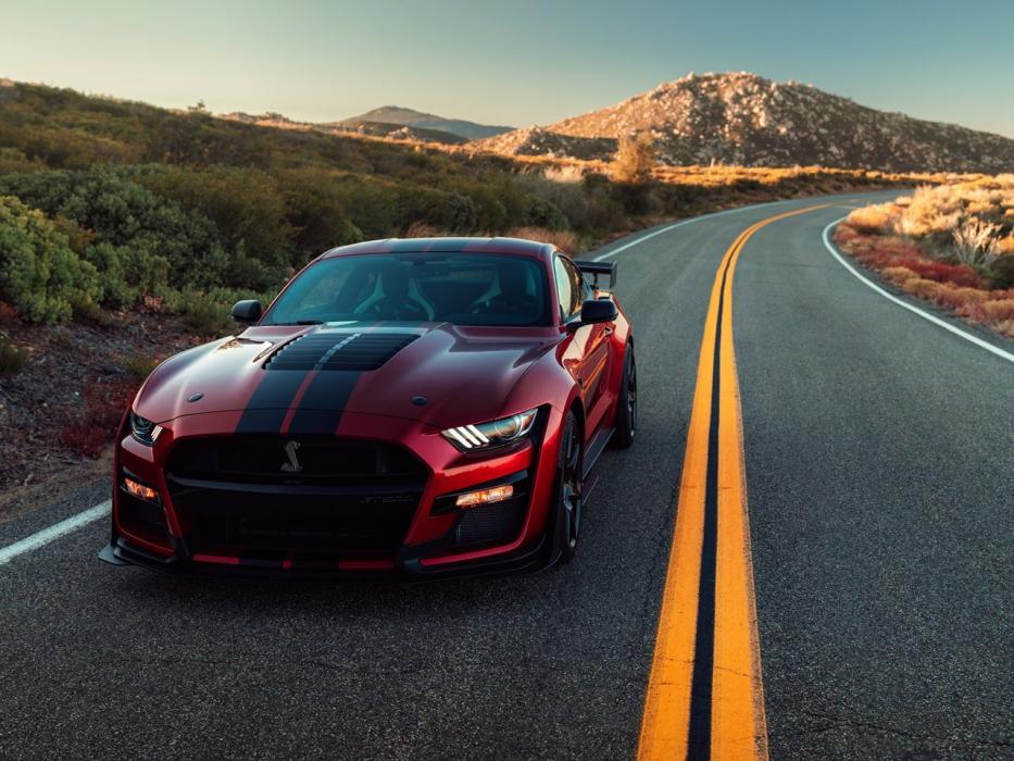 Ford Mustang Shelby 2020 - 0