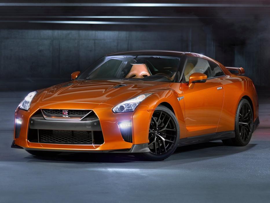 Nissan GT-R - 0