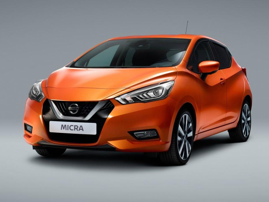Nissan Micra 2016 IG-T 90CV N-Connecta - 0