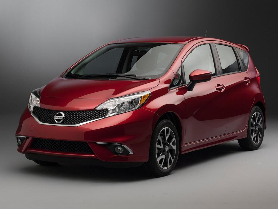Nissan Note 2013 1.2G Visia - 0
