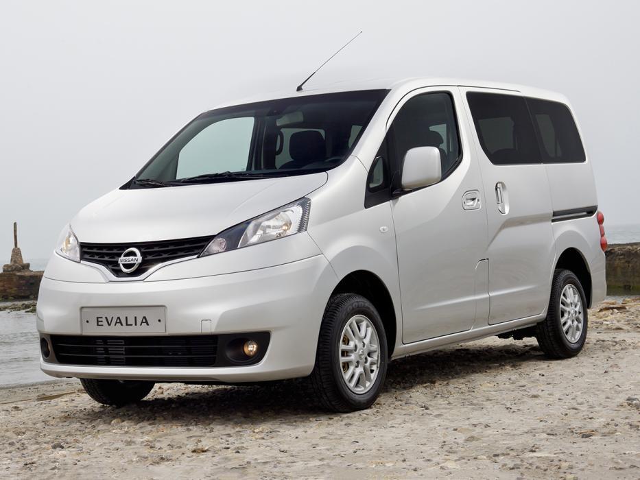 Nissan Evalia 2020 Descripcion General Precios Y Fichas Tecnicas Autobild Es