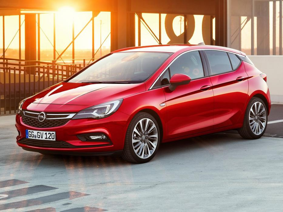 Opel Astra 2015 1.4 Turbo 150CV Excellence - 0