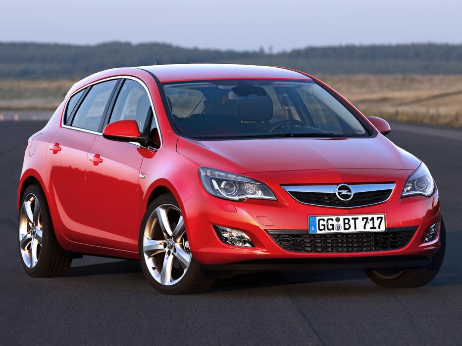 Opel Astra 2009 1.4 TURBO EXCELLENCE - 0