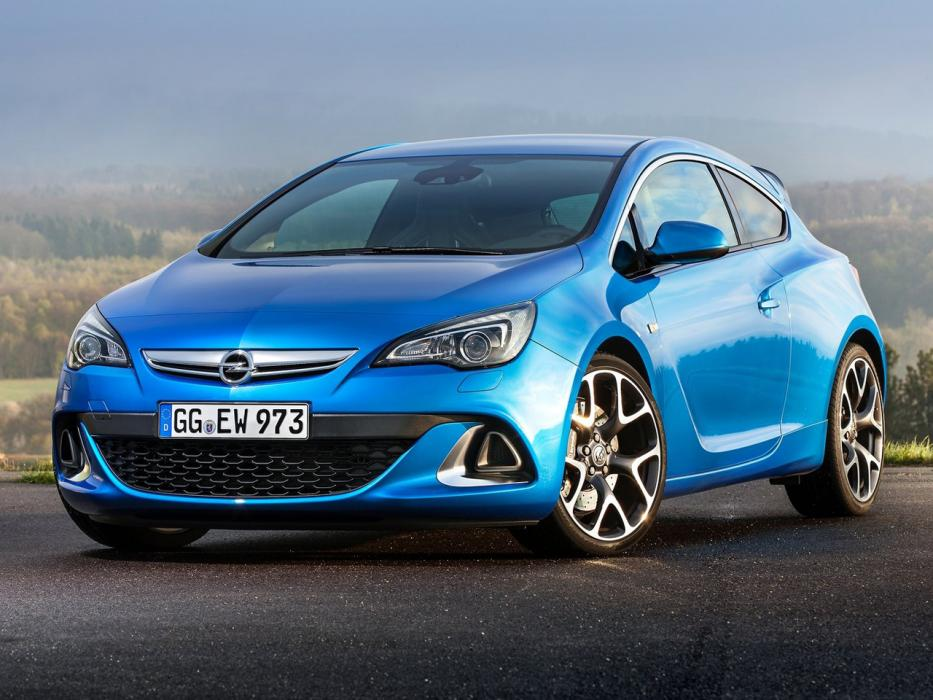 opel astra gtc opc 2012 datos y precios. Black Bedroom Furniture Sets. Home Design Ideas