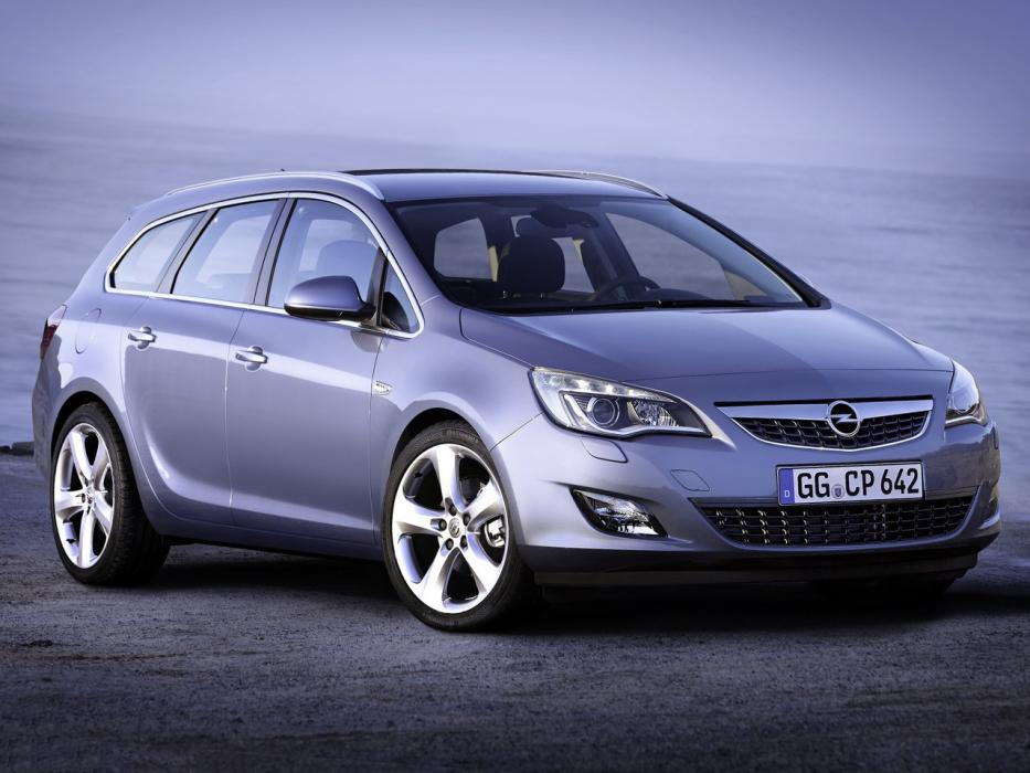 Opel Astra Sports Tourer 2010 1.6 Turbo 170CV Selective - 0