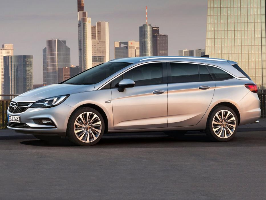 Opel Astra Sports Tourer 2015 1.0 Turbo 105CV Dynamic - 0
