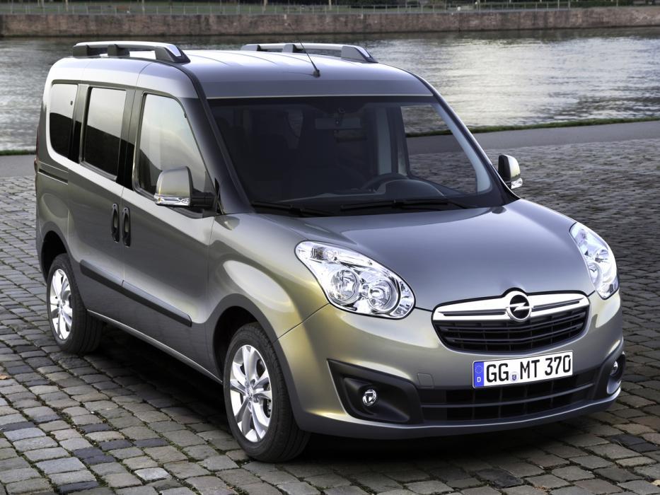 Opel Combo Tour 2011 1.6 CDTI 105CV EXPRESSION - 0