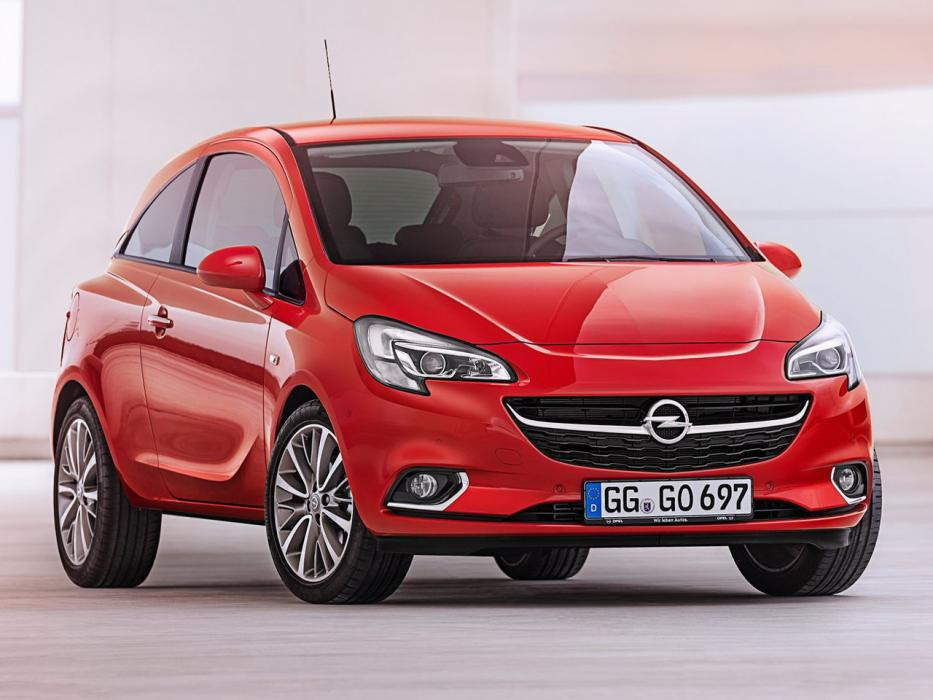 Opel Corsa 3P 2014 1.4 Turbo 100CV Excellence - 0