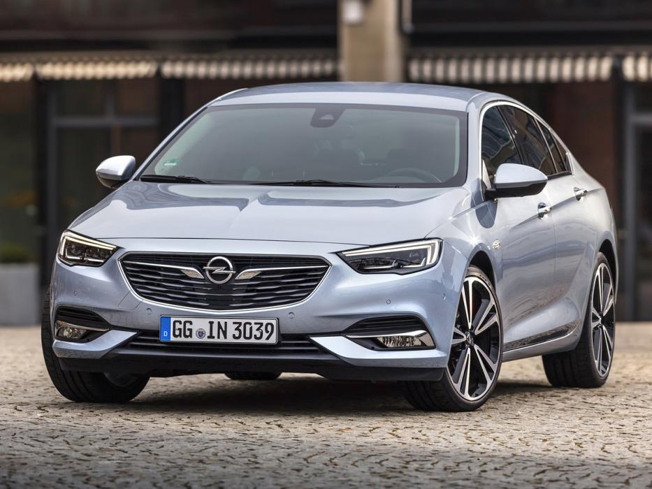 Opel Insignia Grand Sport 2017 1.5 Turbo 165CV Excellence - 0