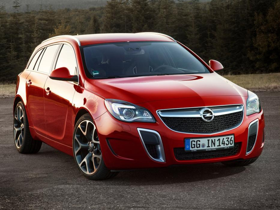 Opel Insignia OPC Sports Tourer 2009 2.8 V6 Turbo 325CV - 0