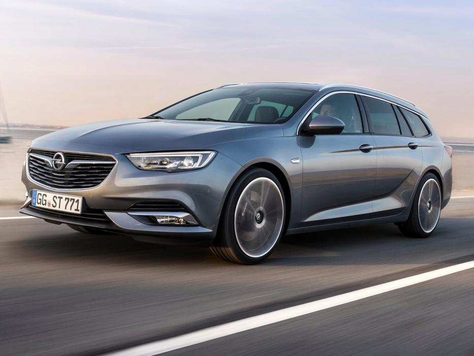 Opel Insignia Sports Tourer 2017 1.5 Turbo 165CV Excellence - 0