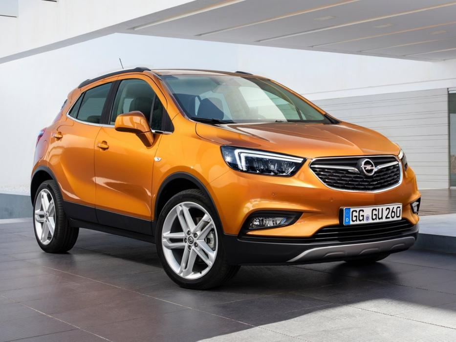 Opel Mokka X 2012 1.4 Turbo 140CV Excellence 4x4 - 0