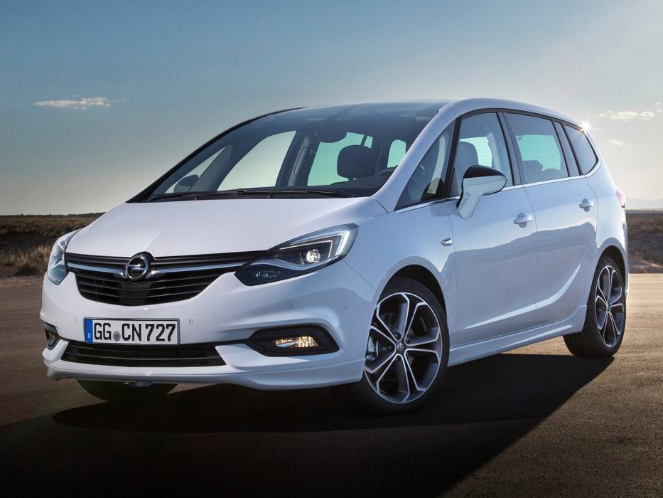Opel Zafira Todas Las Versiones Del Mercado Precios Y Ofertas Y