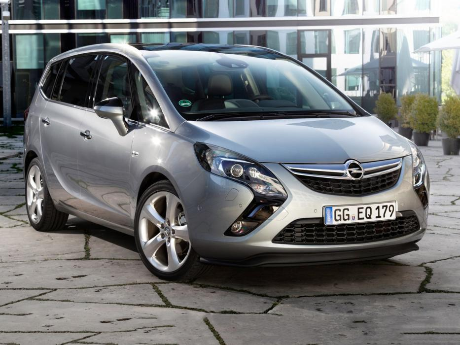Opel Zafira Tourer 2012 1.6 TURBO 200CV EXCELLENCE Start&Stop - 0