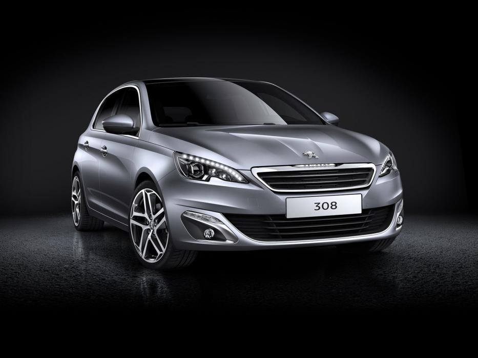 Peugeot 308 5P 2013 Active HDi 92 - 0