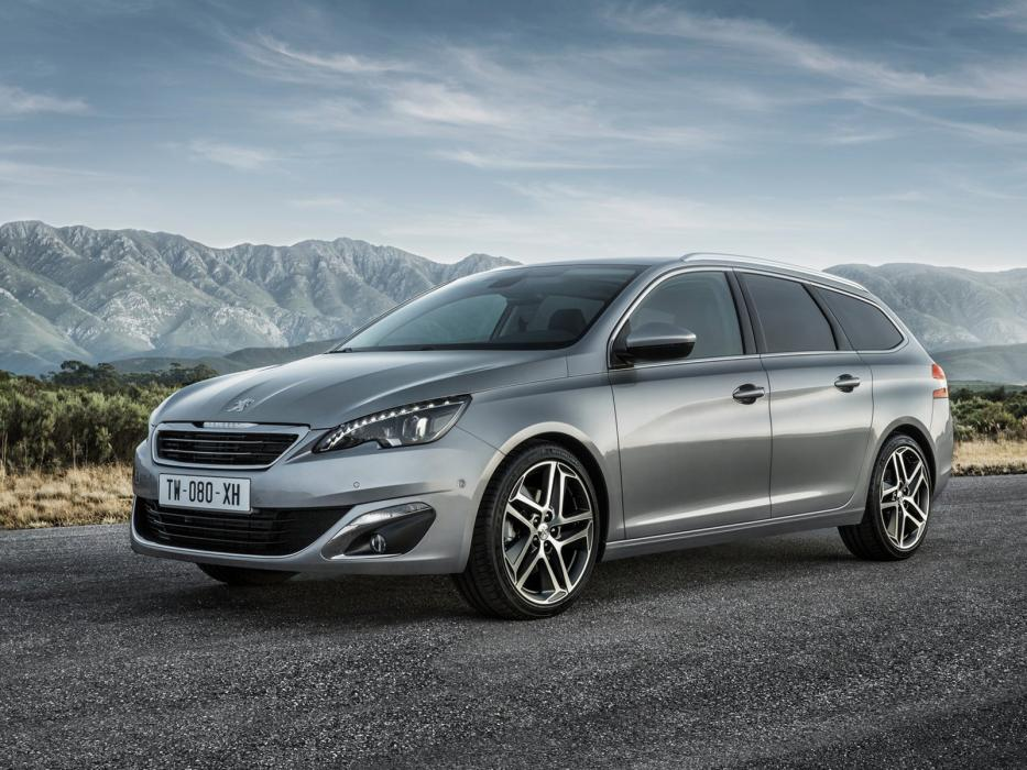 Peugeot 308 SW 2014 Active HDi 92 - 0