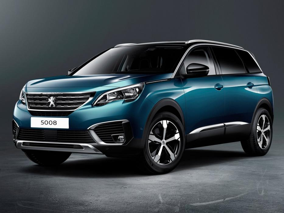 Peugeot 5008 2016 1.6 BlueHDi 120CV EAT6 Active - 0