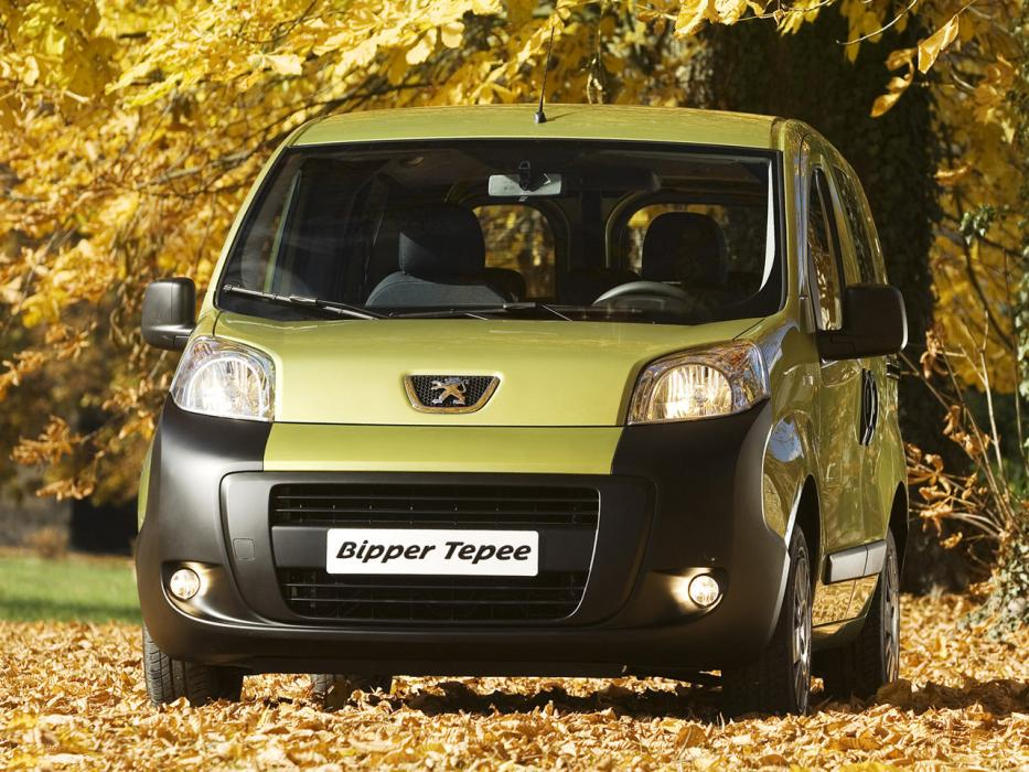 Peugeot Bipper Tepee 2008 Outdoor 1.3 HDI 80 - 0