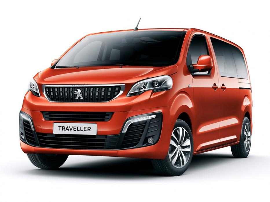 Peugeot Traveller 2015 1.6 BlueHDi 115 Business VIP Compact - 0
