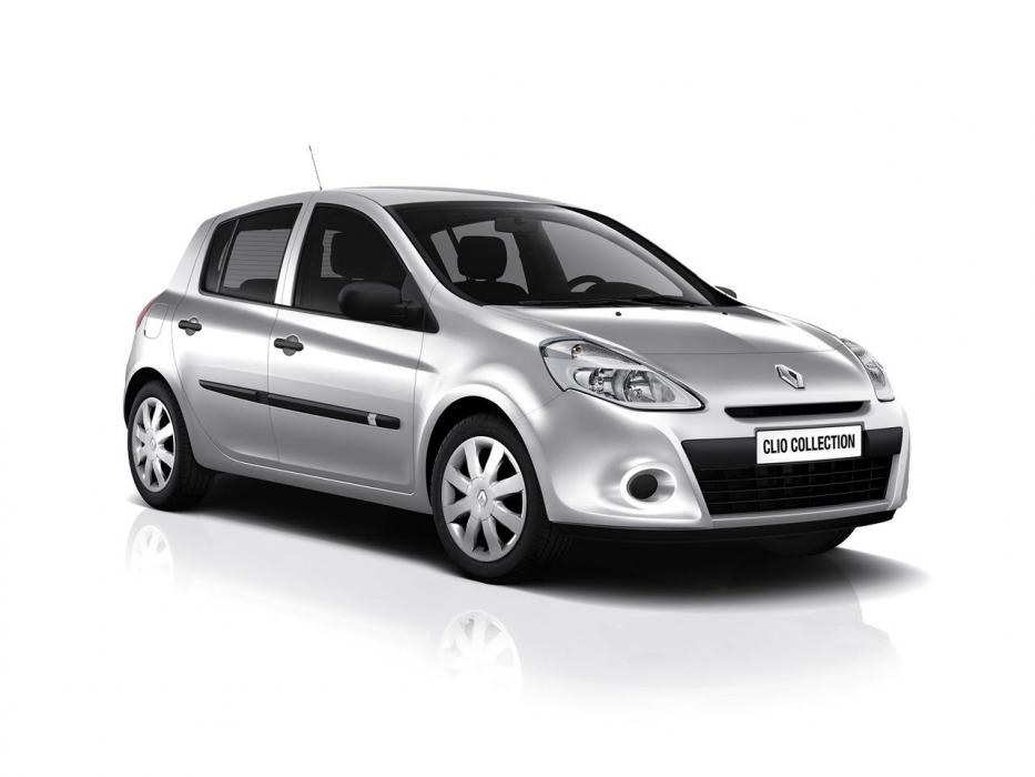 Renault Clio Collection 2005 1.2 16v 75 - 0