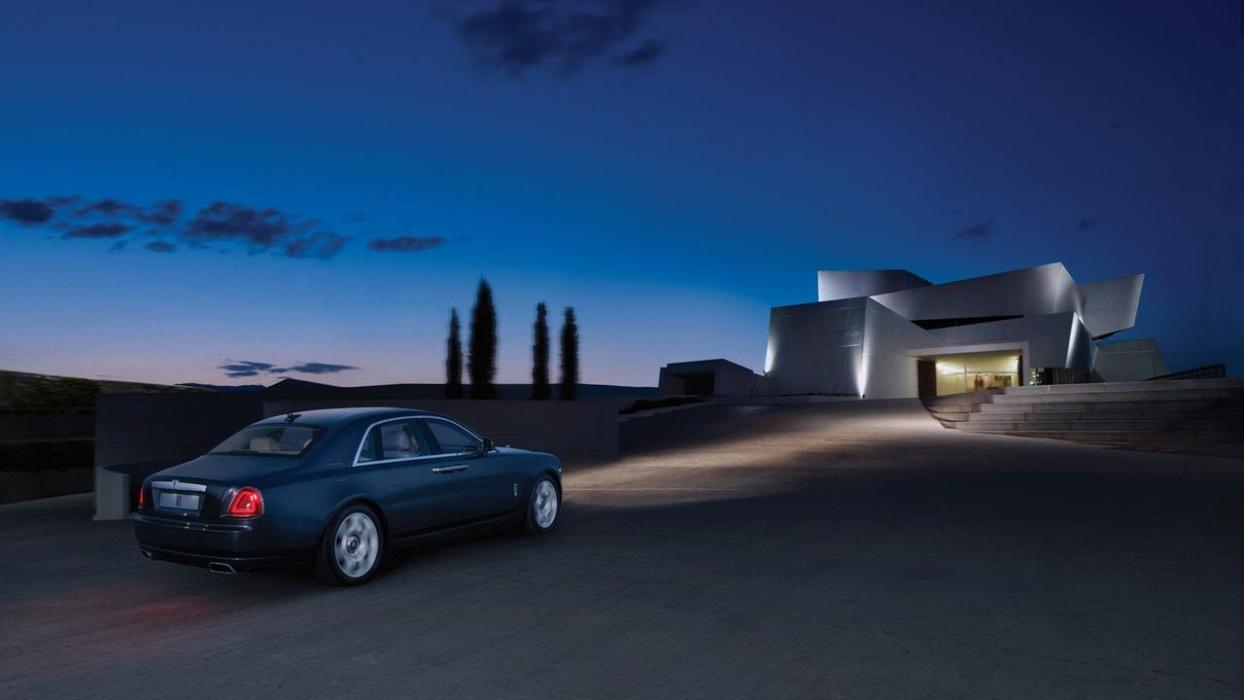 Rolls Royce Ghost 2009 Datos Y Precios Autobild Es