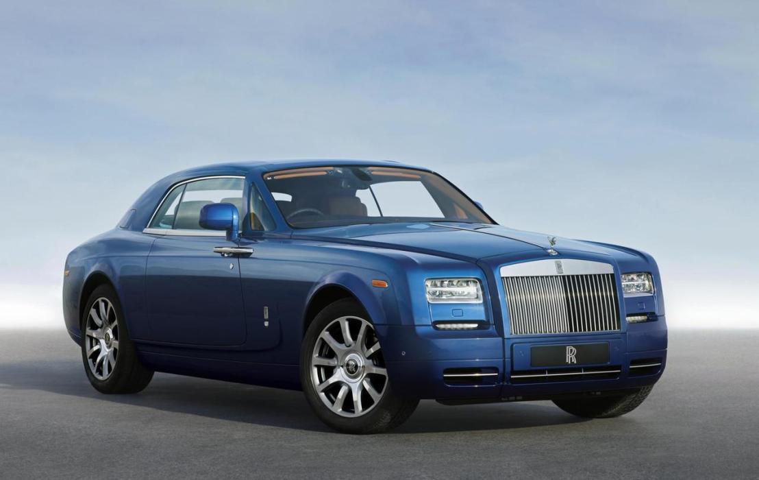 Rolls Royce Phantom Todas Las Versiones Del Mercado
