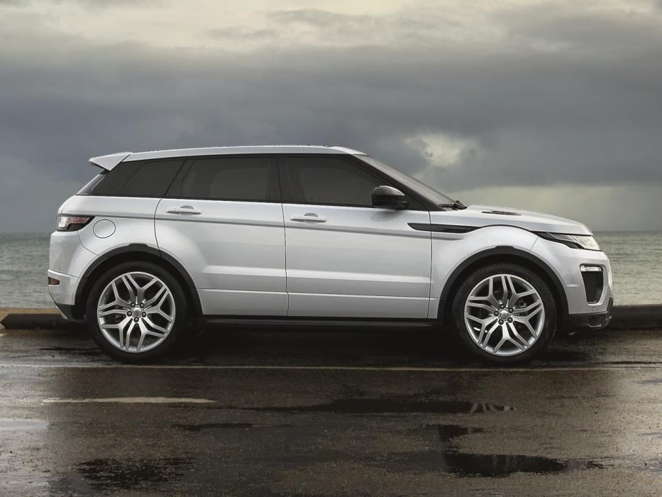 land rover range rover evoque 5p 2011 datos y precios. Black Bedroom Furniture Sets. Home Design Ideas