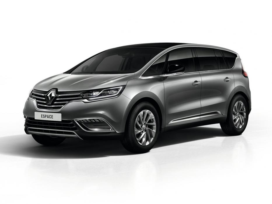 Renault Espace 2014 1.6 dCi 130 Life Energy - 0