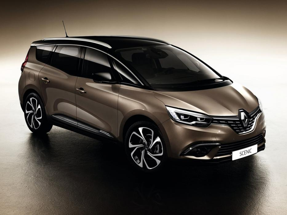 Renault Grand Scénic 2016 Energy dCi 110 EDC Intens - 0