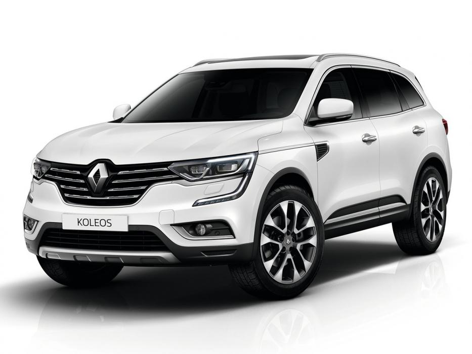 renault koleos 2017 dci 130cv zen. Black Bedroom Furniture Sets. Home Design Ideas