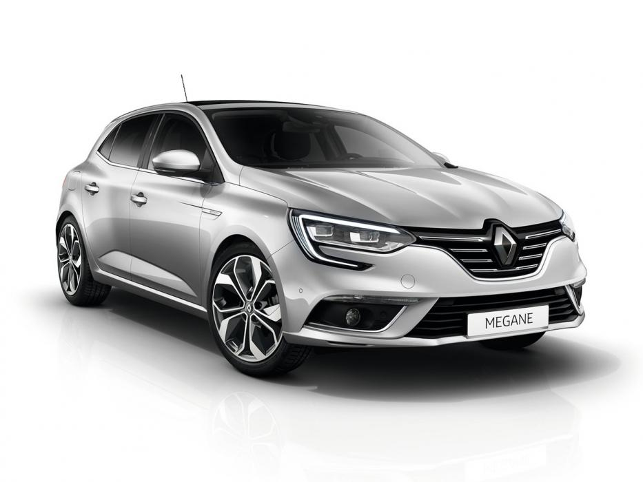 Renault Mégane 5P 2015 Life Energy TCe 100 - 0