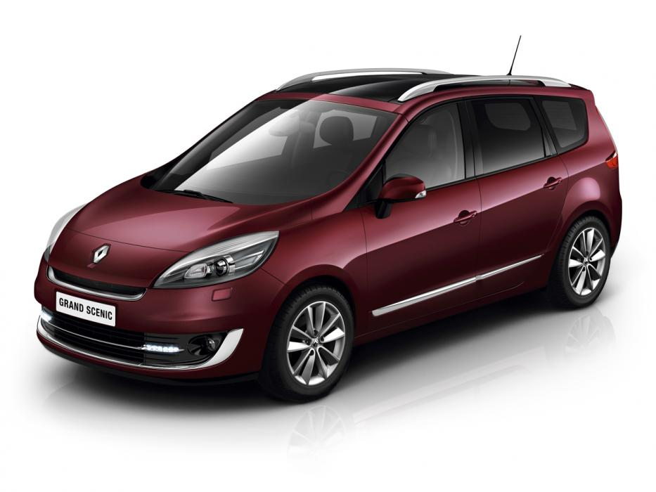 Renault Grand Scénic 2009 Selection Energy dCi 110CV 7 Plazas - 0