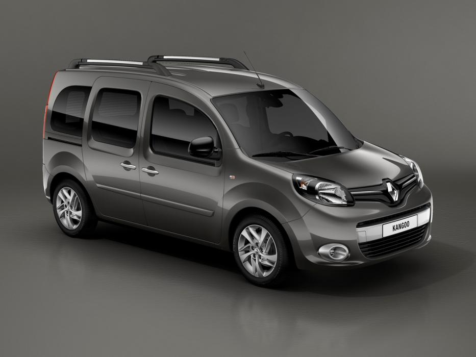 Renault Kangoo Combi 2008 Energy dCi 90 Emotion - 0